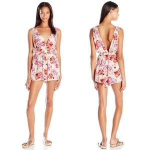 NWT Minkpink Holiday Fling Playsuit #HH16